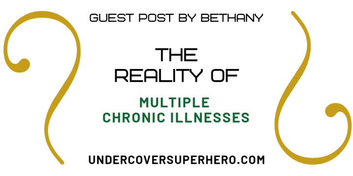 The Reality Of EDS, Osteoarthritis, Sacroiliitis, Hashimoto's, IBS, Gluten Intolerance & OCD – Guest Post by Bethany